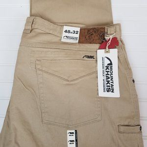 Mountain Khakis Men's 48x32 Camber 105 Pants A1108